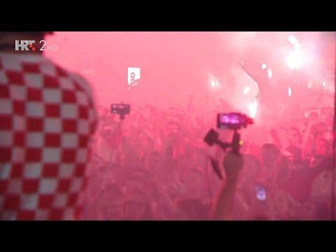 SP 2018 Zabivaka - Nakon Hrvatska - Engleska - CROmanda Moskovska - 11.07.2018.