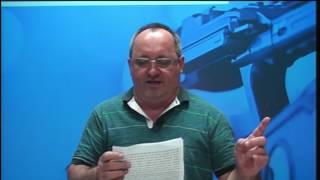 Deputado Carlos Matos aponta ações da Frente Parlamentar da Transposição do rio São Francisco.