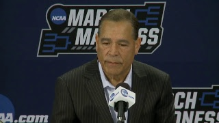 News Conference: Houston & Michigan - Postgame