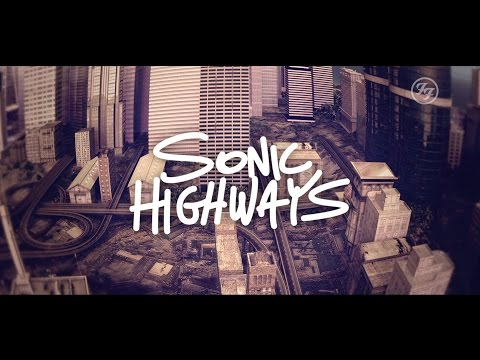 Foo Fighters - Sonic Highways Thumbnail image