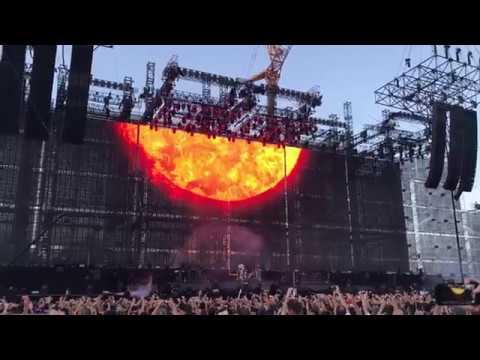 Inizio concerto Vasco Rossi @ Modena Park - 01/07/17