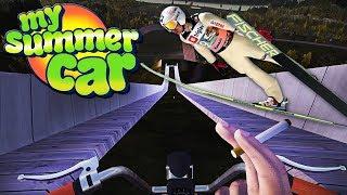KAMIL STOCH I SKRADZIONY AKUMULATOR - My Summer Car #97