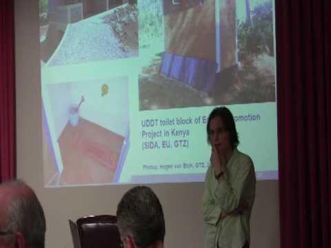 World Water Day, Elisabeth von Muench presentation (EWB, IWC seminar), Brisbane, Autralia