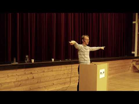 Timothy Morton - Human Thought at Earth Magnitude - Dark Ecology 2014