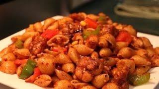 How To Make Chicken Macaroni