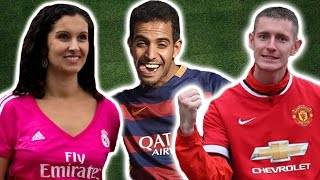 10 biggest football clubs in the world (on social media*)