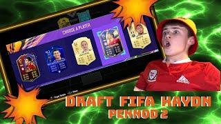 Draft FIFA Pennod 2 | Haydn | Fideo Fi
