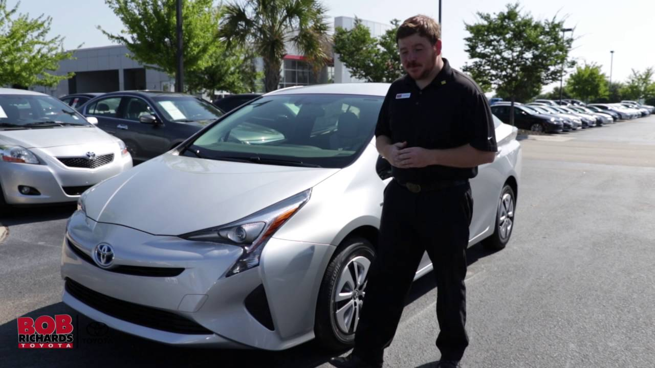 Bob Richards Toyota >> Bob Richards Toyota 2016 Toyota Prius