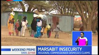 Marsabit Insecurity: Locals accuse police of brutality, 2 people allegedly stabbed by officers