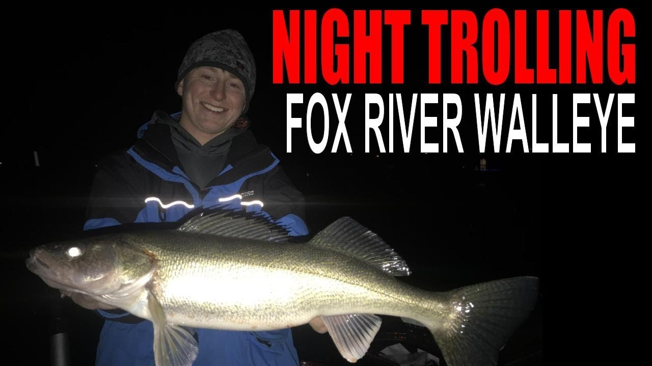 Fox River Public Shore Fishing Spots Youtube
