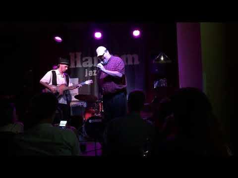 Blues Jam @Harlem Jazz Club, Barcelona, August 8, 2017
