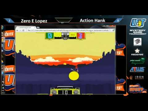 UFGT9 Mystery Game Tournament Zero E vs Action hank Grand Finals