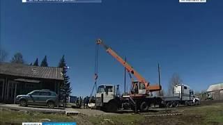 В посёлке Зеледеево началось строительство новой школы
