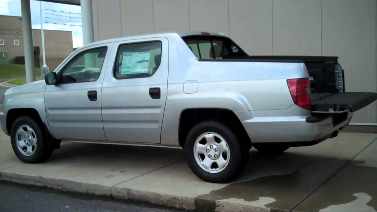 2011 Honda Ridgeline At Townsend Honda A Birmingham Alabama Area Honda  Dealer