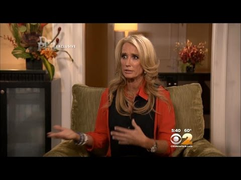 Reality Star Kim Richards Discusses Struggle With Alcoholism