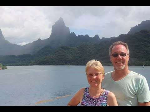 SOUTH PACIFIC CRUISE to French Polynesia - Lima to Tahiti - DAILY JOURNAL