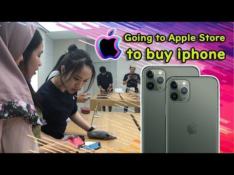 Beli IPHONE Di Apple Store Jepang