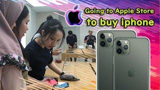Gambar cover Beli iPHONE di Apple Store Jepang