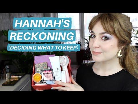 WILL I KEEP IT? (NEW MAKEUP & SKINCARE) | Hannah Louise Poston | MY BEAUTY BUDGET thumbnail