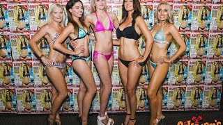 Heat #3 MAXIM Australian Swimwear Model of the Year @ Gilligan's