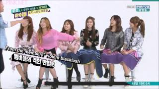 Video [APINKSUBS] 140409 MBCevery1 Weekly Idol E142   A Pink Part 2/4 download MP3, 3GP, MP4, WEBM, AVI, FLV Juli 2018
