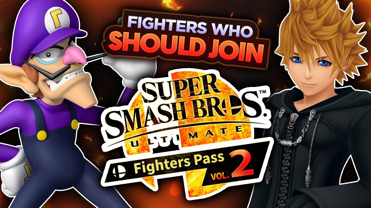 15 MORE Characters Who Should Join Fighter Pass 2 (Super Smash Bros Ultimate) thumbnail