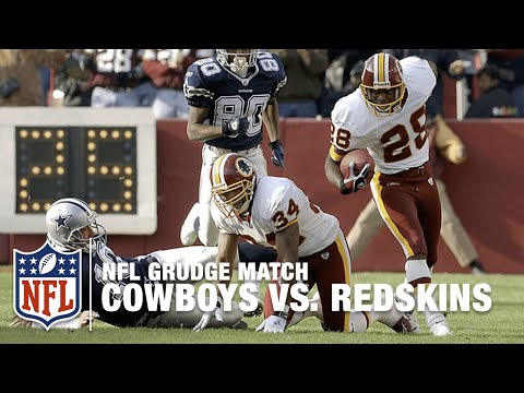Cowboys vs. Redskins Grudge Match | 2002 Matchup | NFL