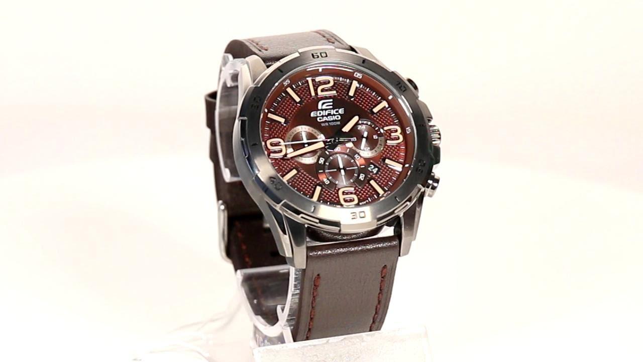 Часы Casio EFR-538L-5A Часы SOKOLOV 123.30.00.001.05.02.2