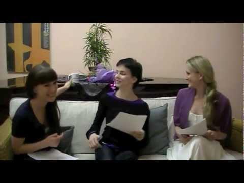 Natalia Osipova Interview - Part I