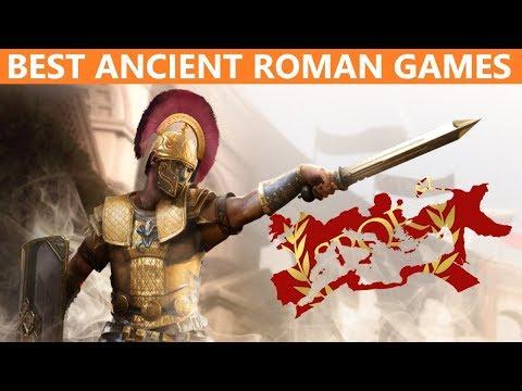 Top 5 Best Ancient Roman Games