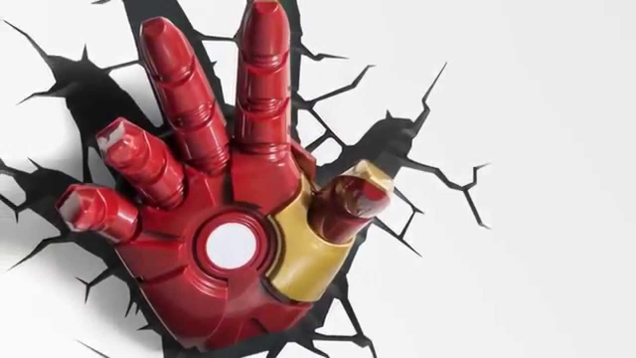 рука железного человека фото