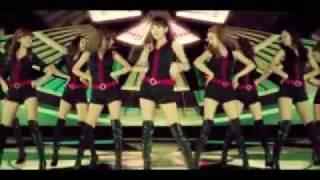 SNSD - Hoot (MV) Girl's Generation