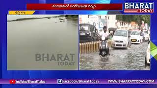 Heavy Rains In Krishna Dist   Live Updates   Bharat Today