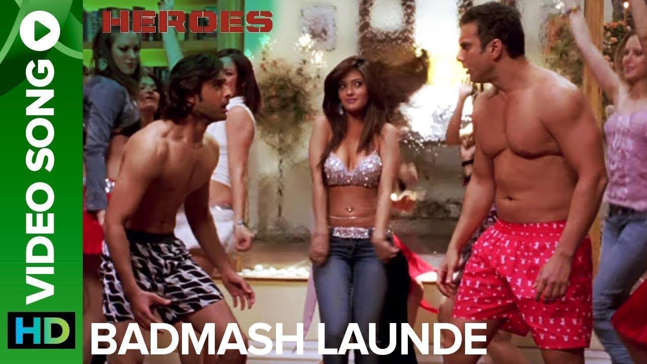 badmash launde video song