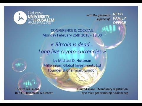 Bitcoin is dead... Long live crypto-currencies
