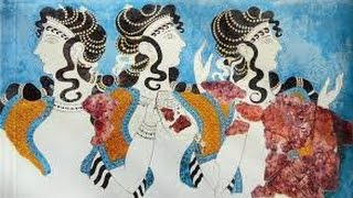 Наследие древних цивилизаций. Минойская культура. Документальный фильм