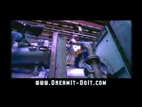 Dream It Do It Nebraska - Theatre Ad
