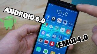Tipps & Tricks: EMUI 4.0 auf dem Honor 7 (Android 6.0 Marshmallow)