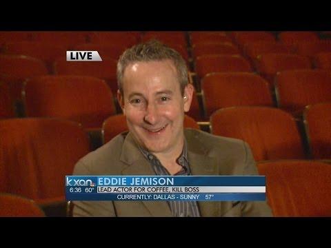 Eddie Jemison Interview
