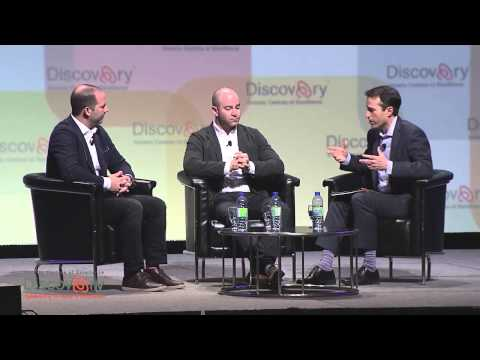 Discovery 15: Disruptive Technology Panel: Uber & AirBnB Case Study
