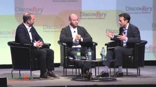 Gambar cover Discovery 15: Disruptive Technology Panel: Uber & AirBnB Case Study