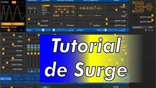 Tutorial de Surge - vst sintetizador gratis