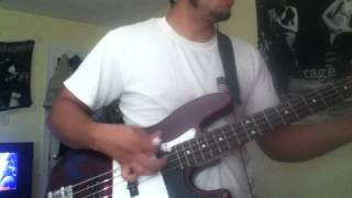 Bad Brains - Jah People Make The World Go Around (Bass Cover)