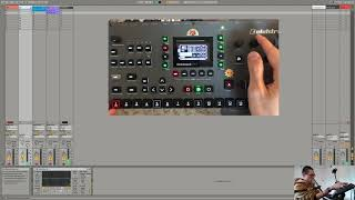 Octatrack Mk2 Tutorial: Octatrack as a Send