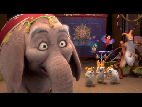 Мишки Буни: Тайна цирка — Русский трейлер (2016)