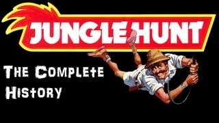 The complete history of Jungle Hunt documentary