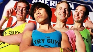 Download The Try Guys Try American Ninja Warrior Mp3 and Videos