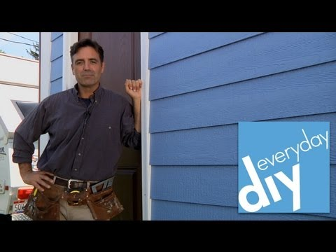 How To Install Engineered Wood Siding -- Buildipedia DIY