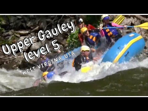 Travel West Virginia - White Water Rafting Level 5/Zip Line
