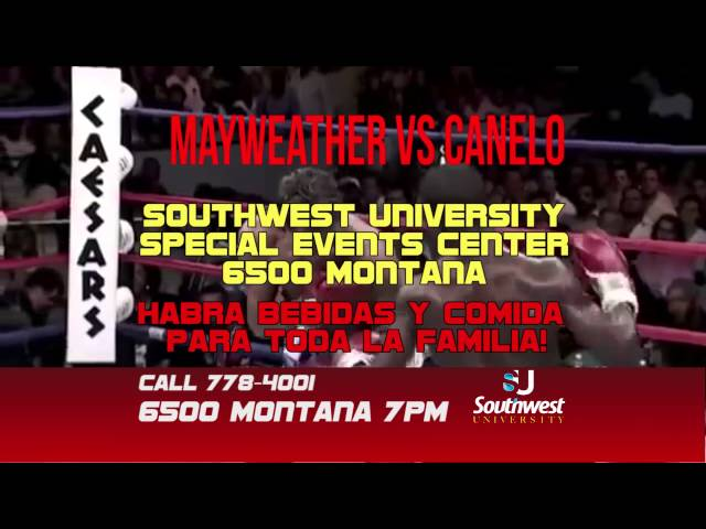 Mayweather vs Canelo Showing Espanol Videos De Viajes